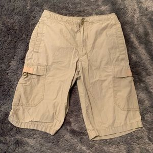 Men's Nike cargo shorts with adjustable waist